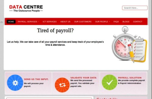 Payroll Experts in Kenya | Outsourced ICT Services | Outsource your payroll processes to professionals - The Data Centre