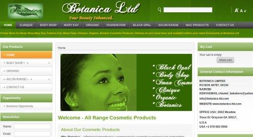 Botanica Ltd
