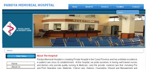 Welcome to Pandya Memorial Hospital