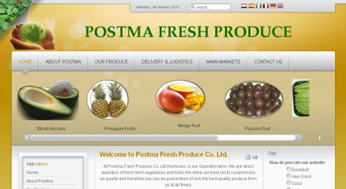 Postma - Welcome to Postma Fresh Produce Co. Ltd