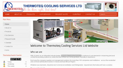 Thermoteq Cooling Services Ltd