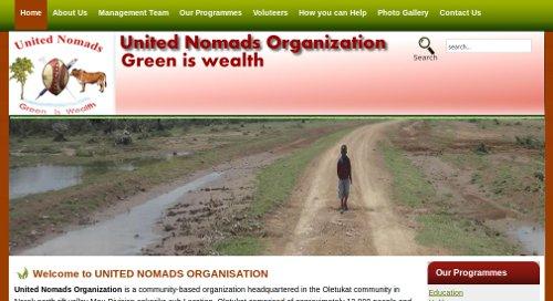 United Nomads Organization