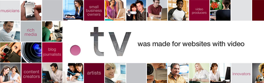 .tv was made for websites with video