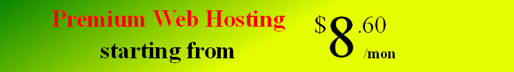 Premium Web Hosting at a Price You can Afford